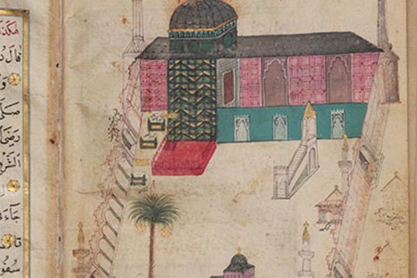madina illustration khalili